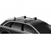 Дуга для багажника Thule WingBar Edge 113 см, серая - изображение 4