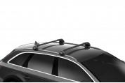 Дуга для багажника Thule WingBar Edge 77 см, черная - изображение 4