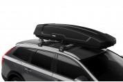 Автобокс на крышу Thule Force XT Alpine, черный - изображение 10