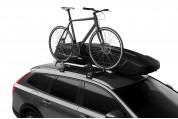 Автобокс на крышу Thule Force XT Alpine, черный - изображение 12