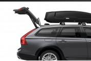 Автобокс на крышу Thule Force XT Sport, черный - изображение 14