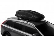 Автобокс на крышу Thule Force XT M, черный - изображение 10