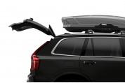 Автобокс на крышу Thule Motion XT Alpine, титан глянцевый - изображение 14