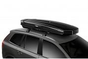 Автобокс на крышу Thule Motion XT Alpine, чёрный - изображение 8