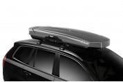 Автобокс на крышу Thule Motion XT Alpine, титан глянцевый - изображение 8
