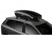 Автобокс на крышу Thule Motion XT M, чёрный - изображение 6