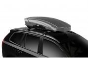Автобокс на крышу Thule Motion XT M, титан глянцевый - изображение 6