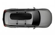 Автобокс на крышу Thule Motion XT Sport, чёрный - изображение 12