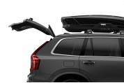 Автобокс на крышу Thule Motion XT XXL, чёрный - изображение 14