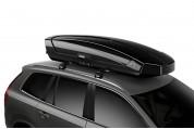 Автобокс на крышу Thule Motion XT XXL, чёрный - изображение 8