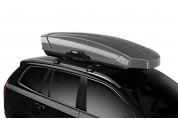 Автобокс на крышу Thule Motion XT XXL, титан глянцевый - изображение 8