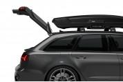 Автобокс на крышу Thule Vector L, чёрный - изображение 10