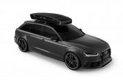 Автобокс на крышу Thule Vector Alpine, черный - изображение 6