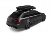 Автобокс на крышу Thule Vector L, чёрный - изображение 8