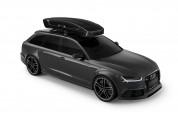 Автобокс на крышу Thule Vector L, чёрный - изображение 6