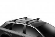 Комплект поперечин для багажника Thule WingBar Evo 150 см, черные - изображение 6