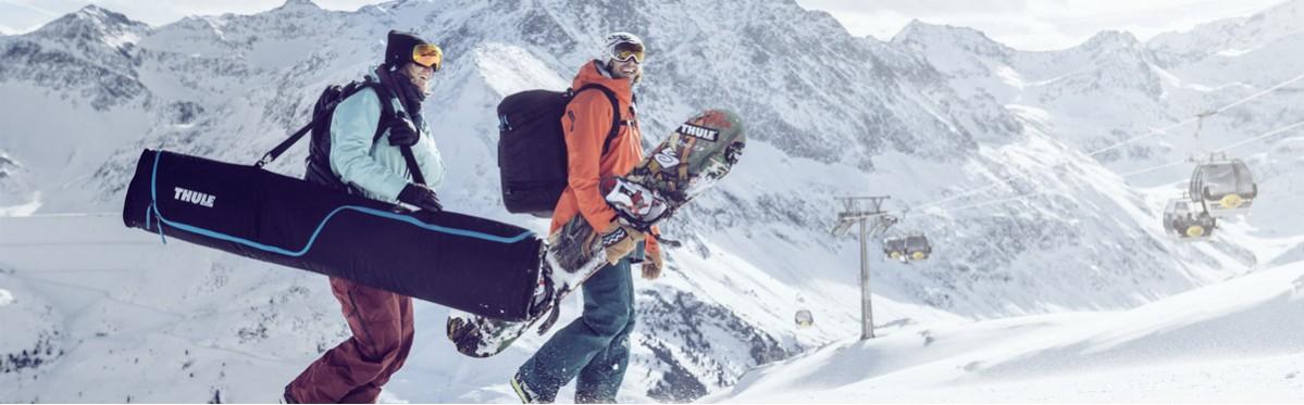 Чехлы для сноубордов