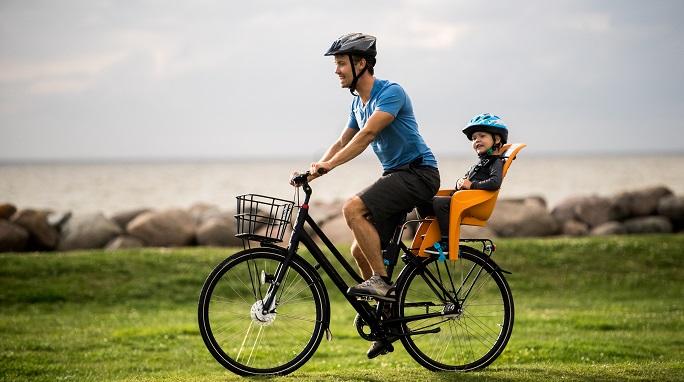 Аренда детского велокресла