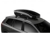 Автобокс б/у на крышу Thule Motion XT M, черный - изображение 6