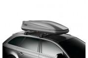 Автобокс б/у на крышу Thule Touring L, титан aeroskin - изображение 6