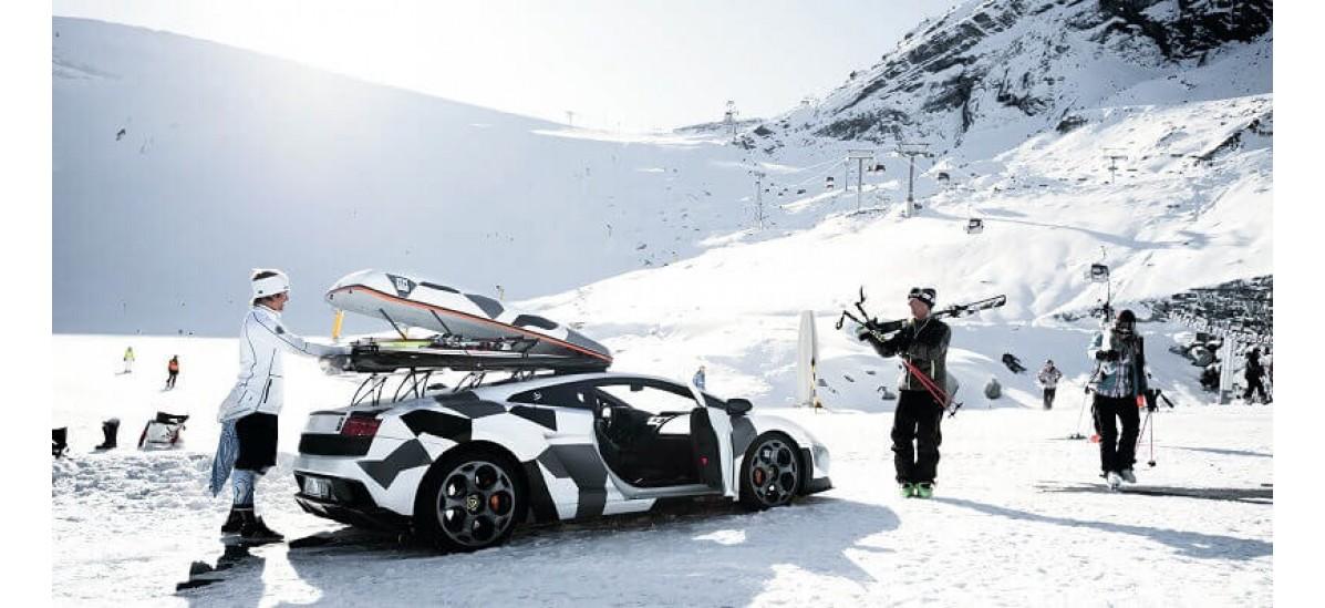 Автобоксы для лыж