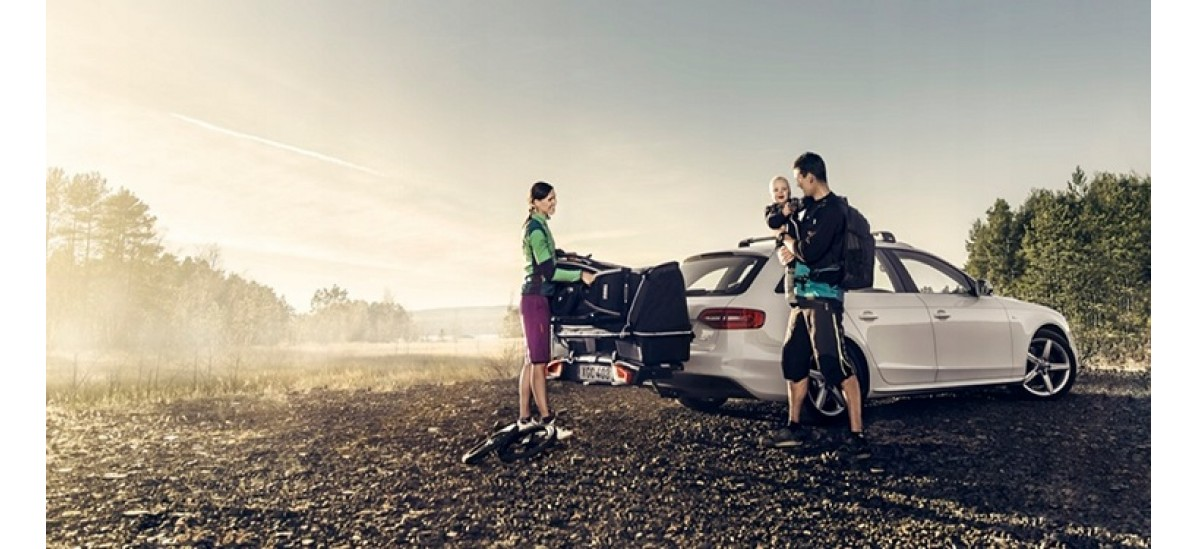 Багажник кейс на фаркоп