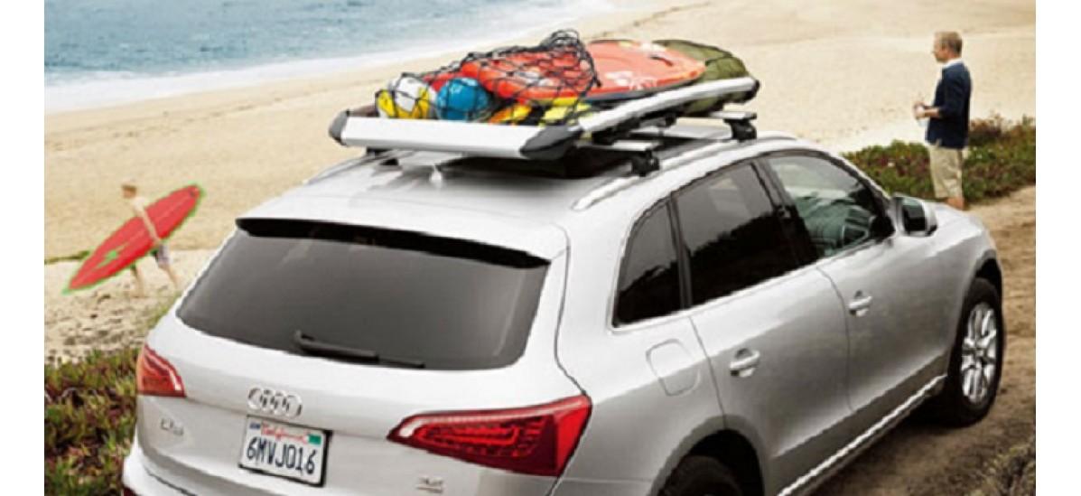 Багажник корзина на крышу автомобиля