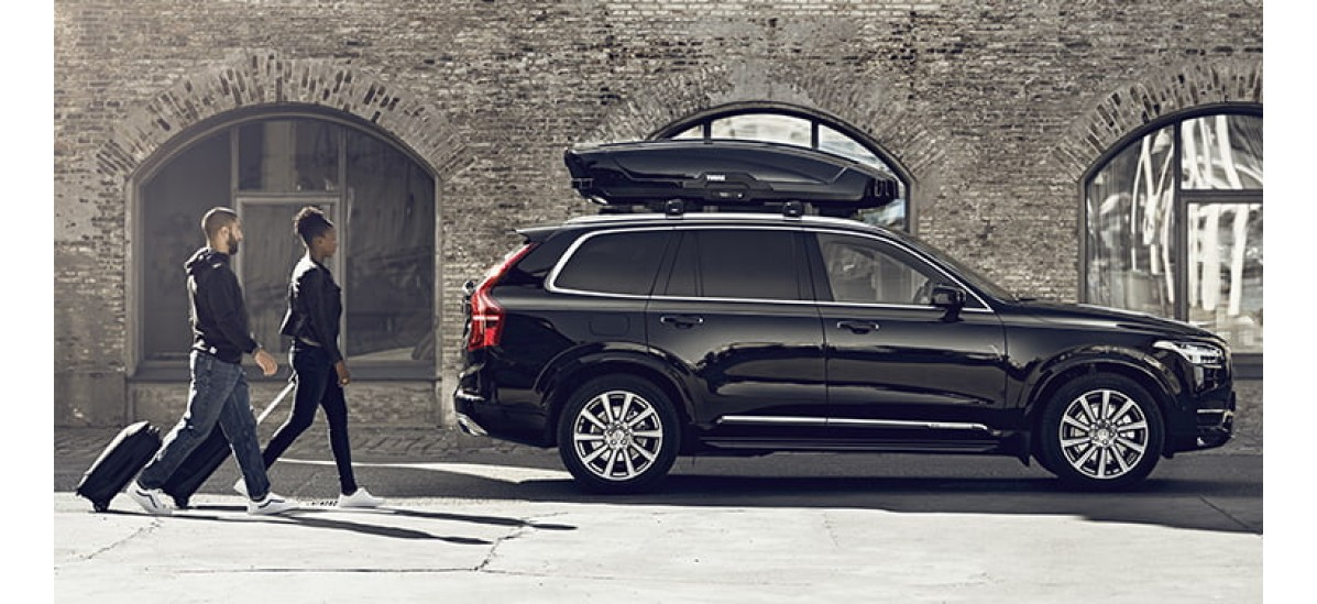 Багажник на крышу автомобиля классика