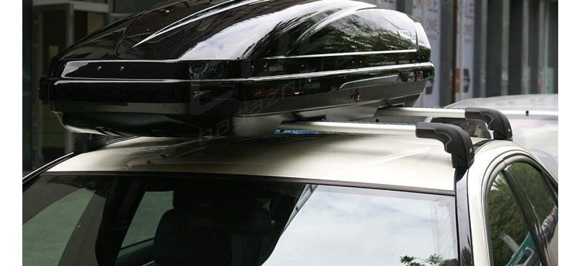 Багажник с упорами в штатные места