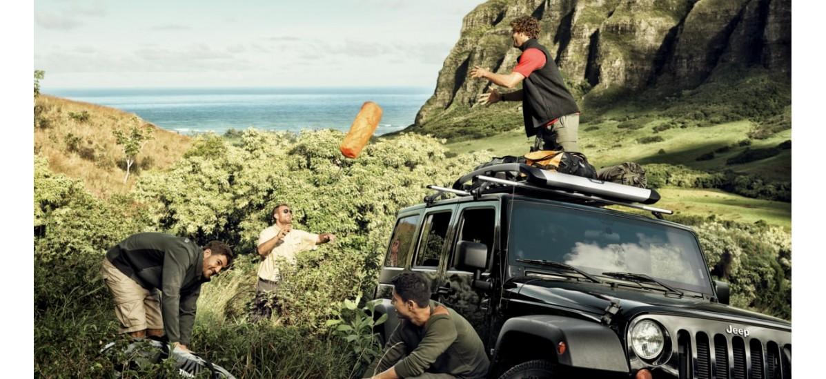 Применяемость экспедиционных багажников