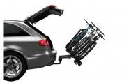 Крепление Thule на фаркоп для 3-х велосипедов  - изображение 6