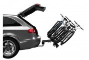 Крепление Thule на фаркоп для 4-х велосипедов  - изображение 6